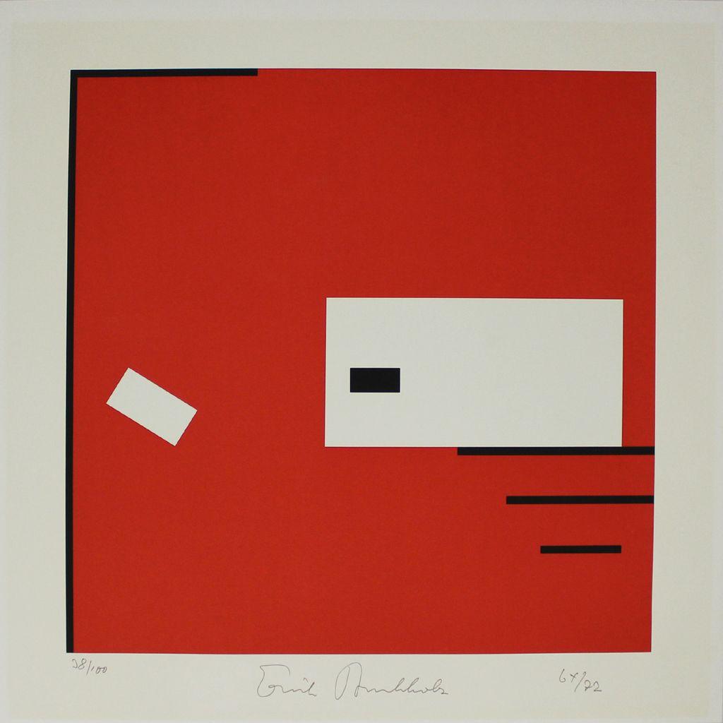 Erich Buchholz Geometrische Komposition