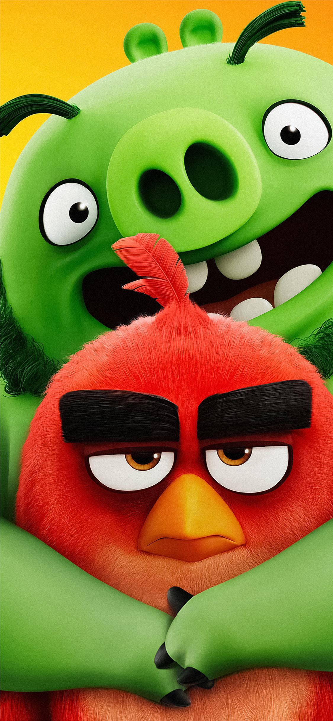 the angry birds movie 2 2019 5k new iPhone X Wallpapers in ...