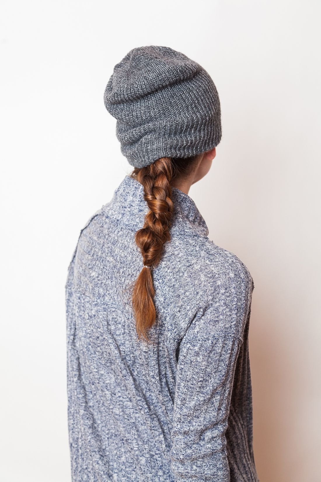 This Easy Braid Hack Will Prevent SecondDay Hat Hair