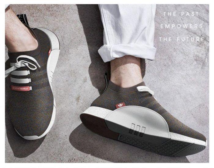 Antoine Beynel – ADIDAS NMD Omega | Sneakers fashion