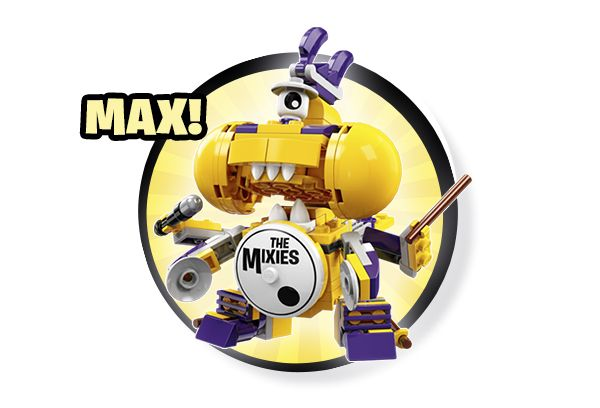 Lego Mixels Explore Downloads Building Instructions