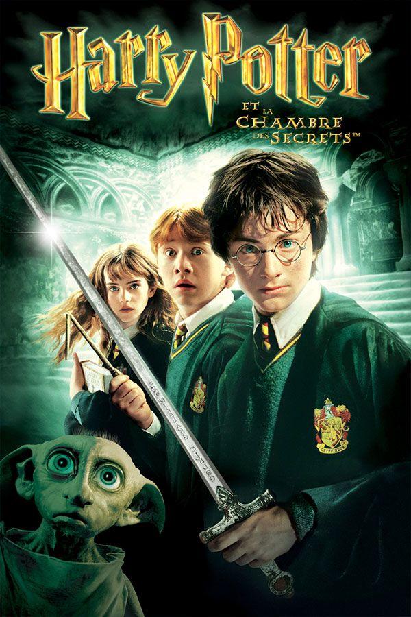 Harry Potter Et La Chambre Des Secrets   CEst Magique