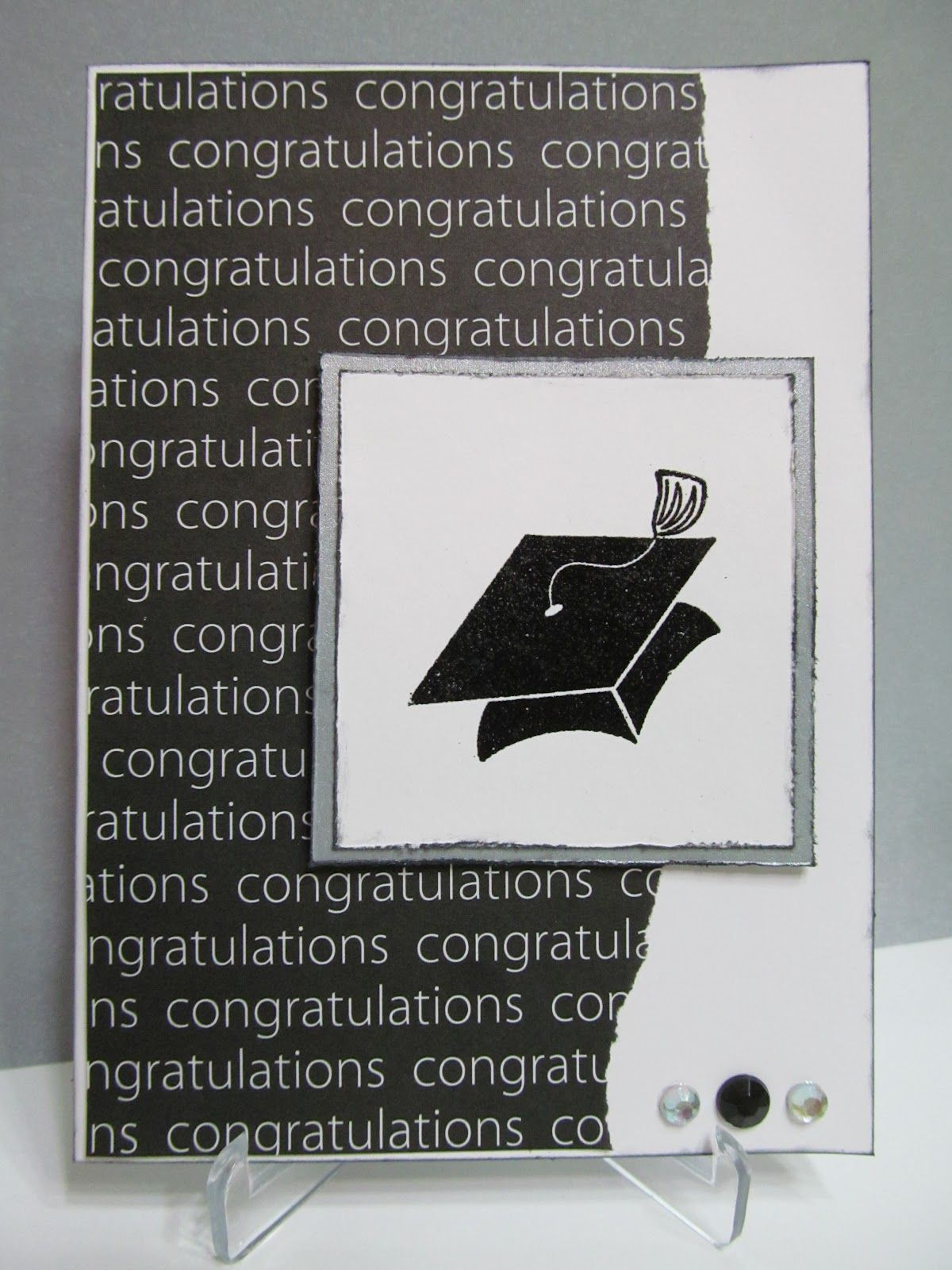 Handmadegraduationcards savvy handmade cards quick easy
