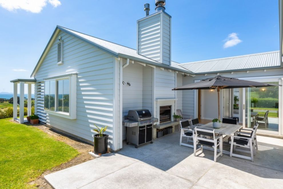 For Sale 26 Cullen Road Waipu Realestate Co Nz Outdoor Living Areas Residential House Holiday Home