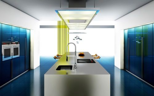 Creative Ultramodern Kitchen Appliances To Increase The Function Of