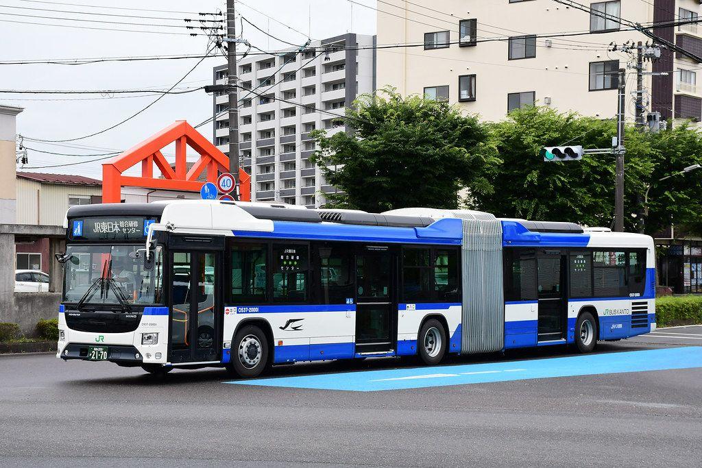 Jrバス関東 O537 20001 日野kx525z1 Hino Cars And Motorcycles Bus
