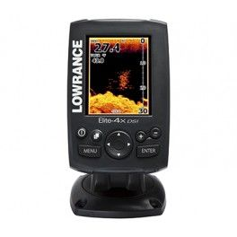 Sonda Lowrance Elite 4x Hdi Fish Finder Kayak Fishing Kayak Fishing Accessories