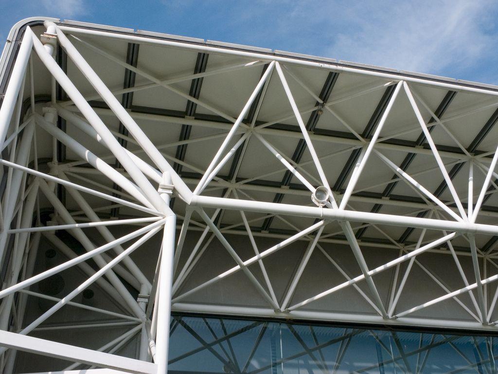 Sainsbury Centre for Visual Arts | Pinterest | Estructura de acero ...