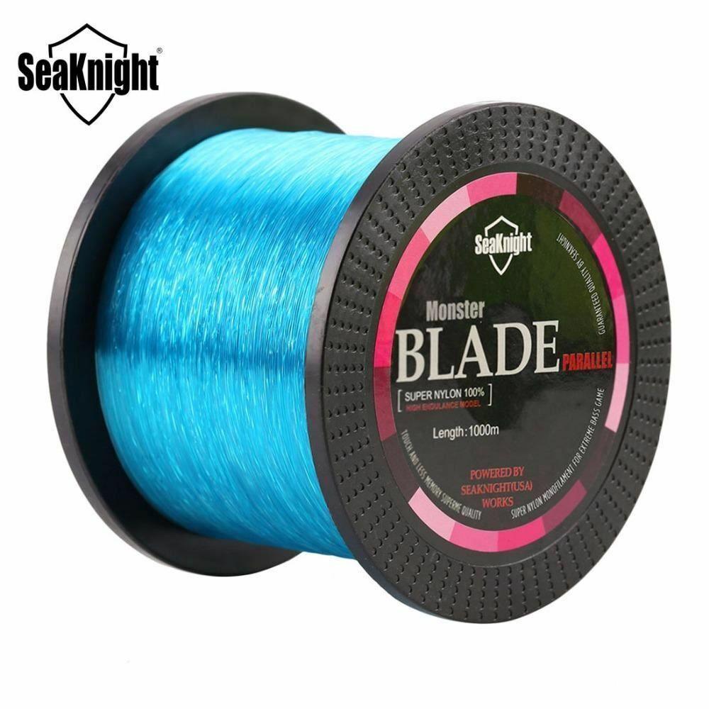 SeaKnight Cheap 500M Nylon Fishing Line Super Strong Monofilament 2-35LB