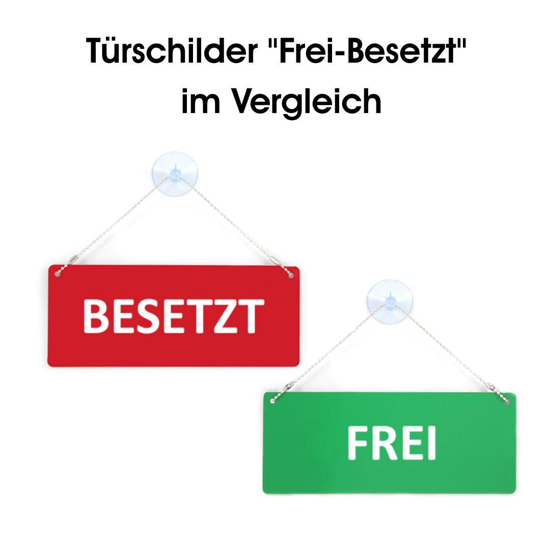 Turhanger Turanhanger Schild Frei Besetzt Tur Deko Ebay 2