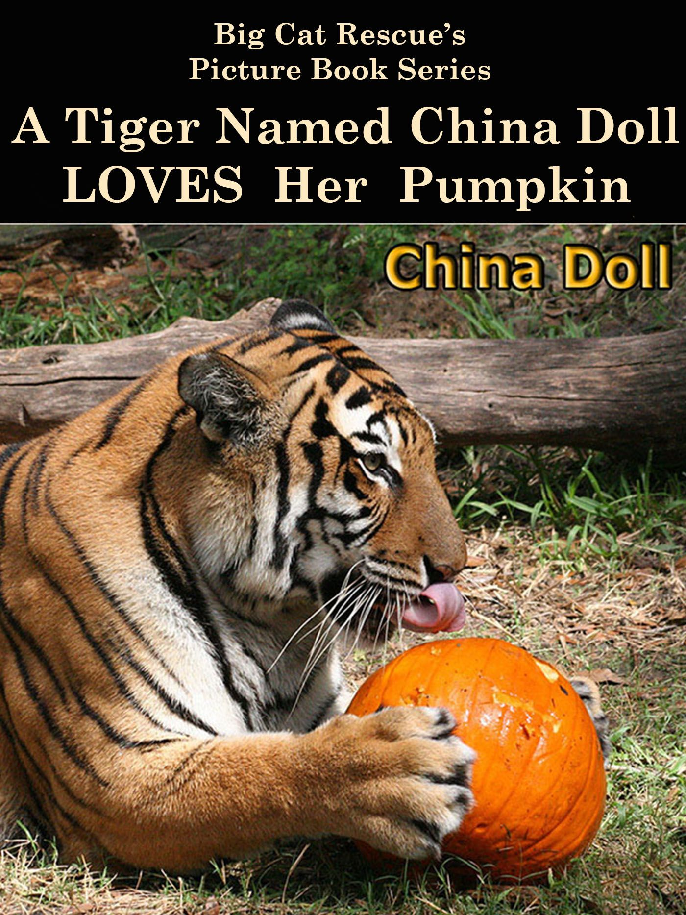 "Captivating Bookatiger De Gallery Of Free Tiger & Pumpkin Picture Book ""a"