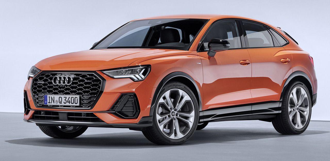 Audi Q3 Sportback 2020 A New Compact Suv Coupe Of Audi Q3