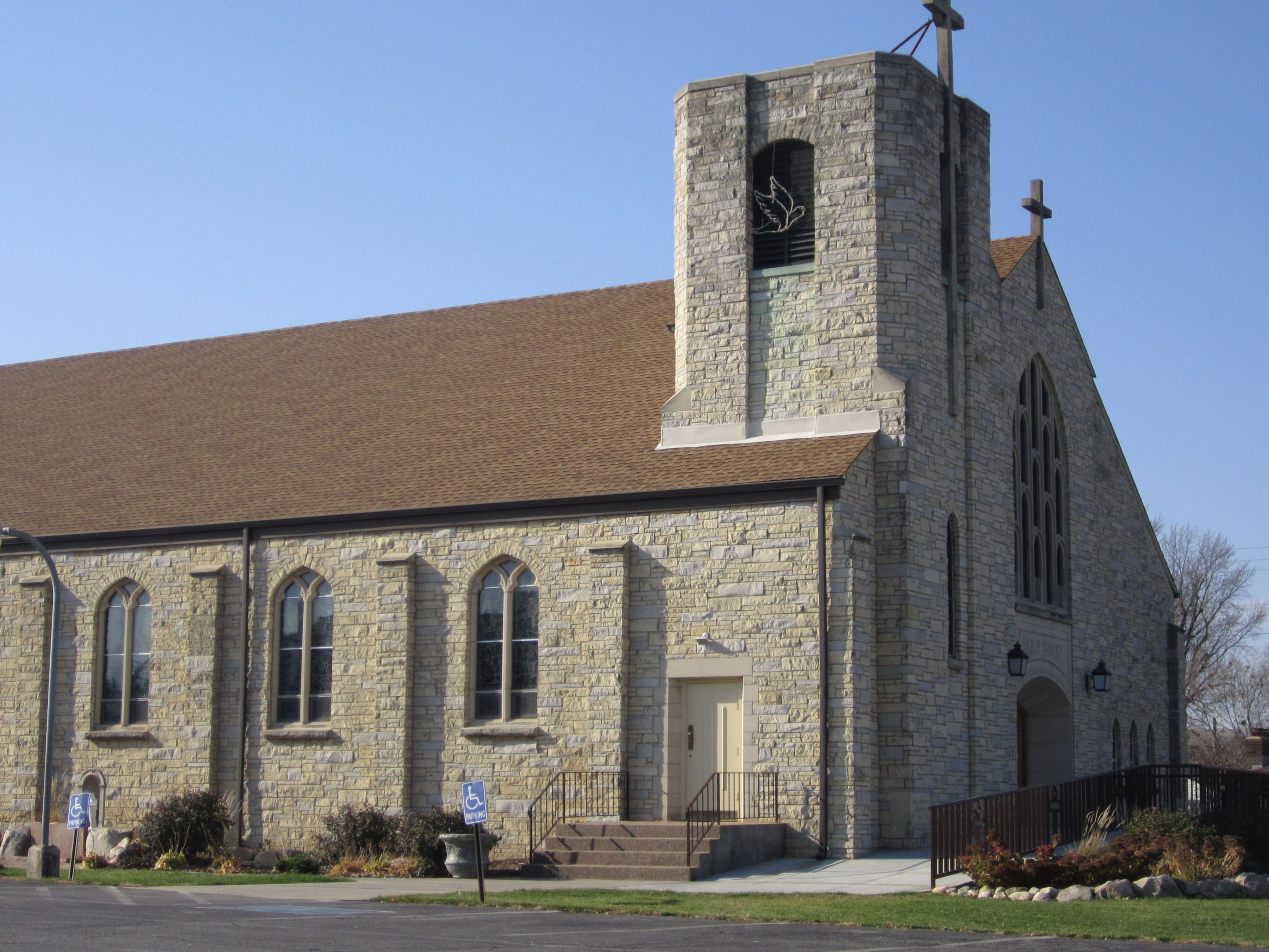 Holy Ghost Catholic Church In Omaha, Nebraska