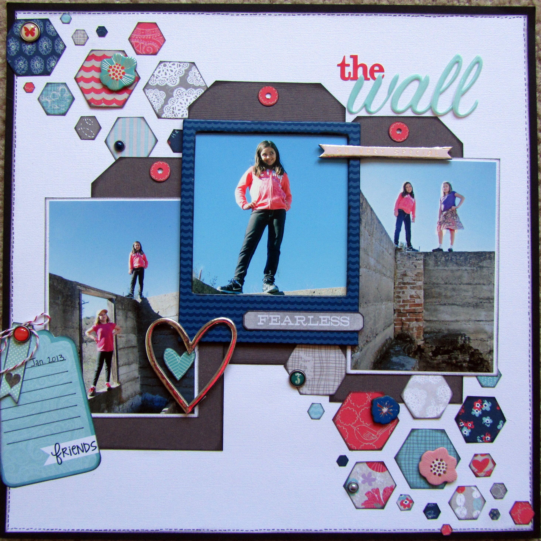 The Wall - Scrapbook.com