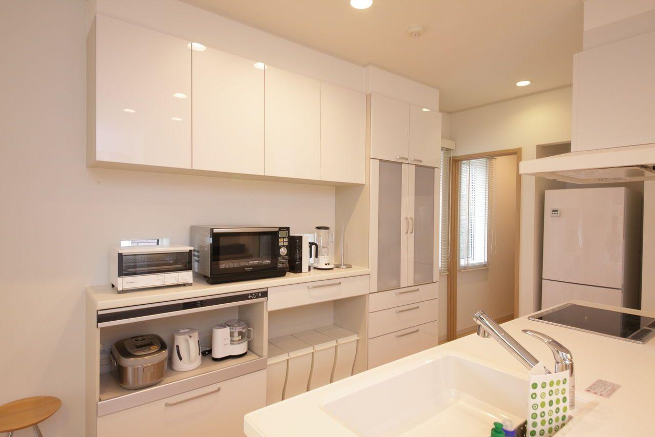 Img 5369 住宅リフォーム 無印良品の家 キッチンデザイン