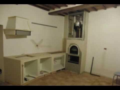 CUCINA IN MURATURA E FINTA MURATURA | Cucine in muratura ...