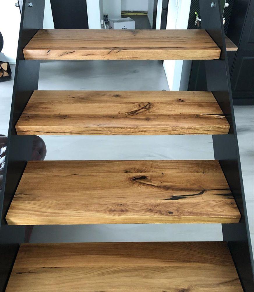 """Altholz Liebe on Instagram: """"Kombination einer filigranen Stahlwange mit unserem Eichenaltholz � . Wir fertigen Eure #treppenstufen aus unserem Eichenaltholz nach Maß …"""""""