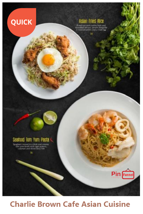 Singapore Best Asian Cuisine Promotion 2018 Now At Charlie Brown Cafe Cathay Cineleisure Orchard Outlet Check Out Over Asian Cuisine Food Charlie Brown Cafe