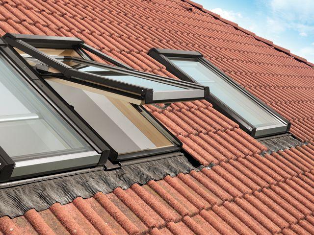 Ventanas para tejado ROTO serie 73 de Maydisa