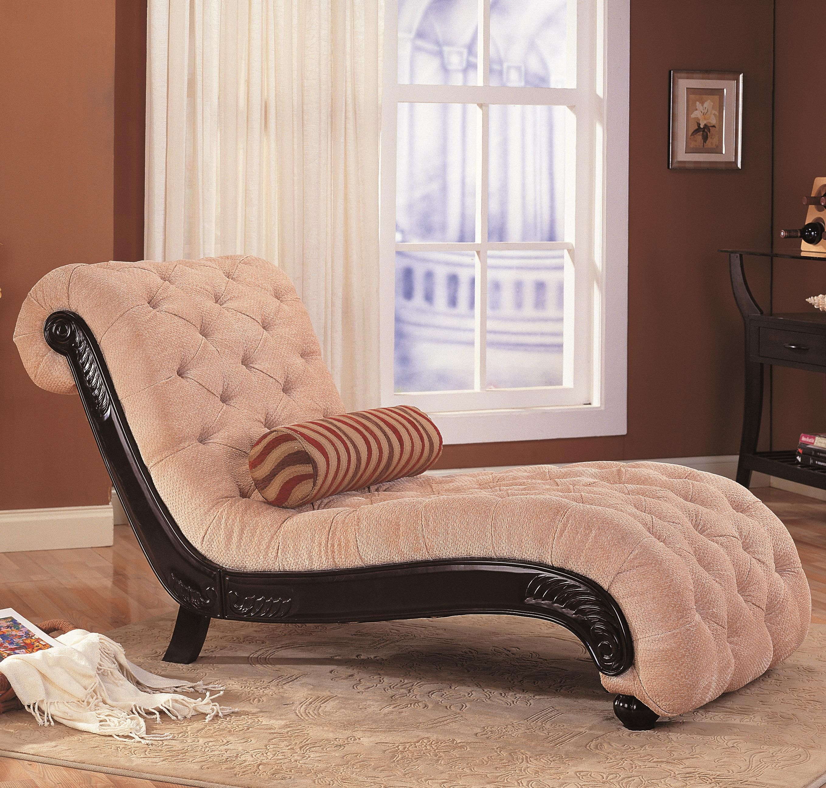 Accent Seating Chaise by Coaster house and garden Pinterest