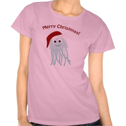 Merry Christmas! Jellyfish T Shirt