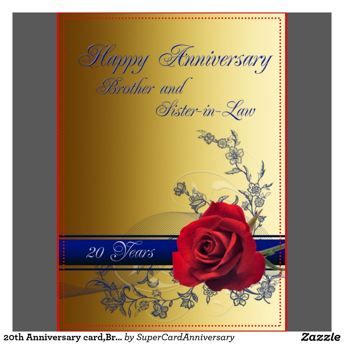 20th_anniversary_card_brother_and_sister_in_law_card