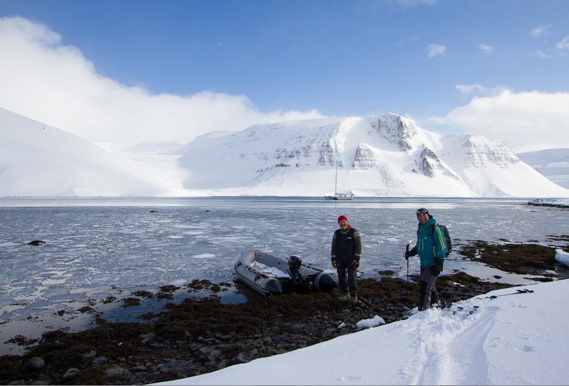 Hornstrandir Nature Reserve in winter. | Ski trip, Nature reserve ...