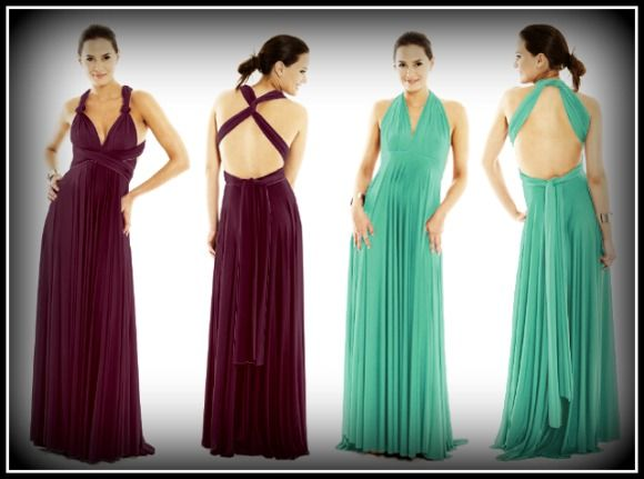 A BRIT GREEK: Steal of the century: The Ultimate Convertible dress!