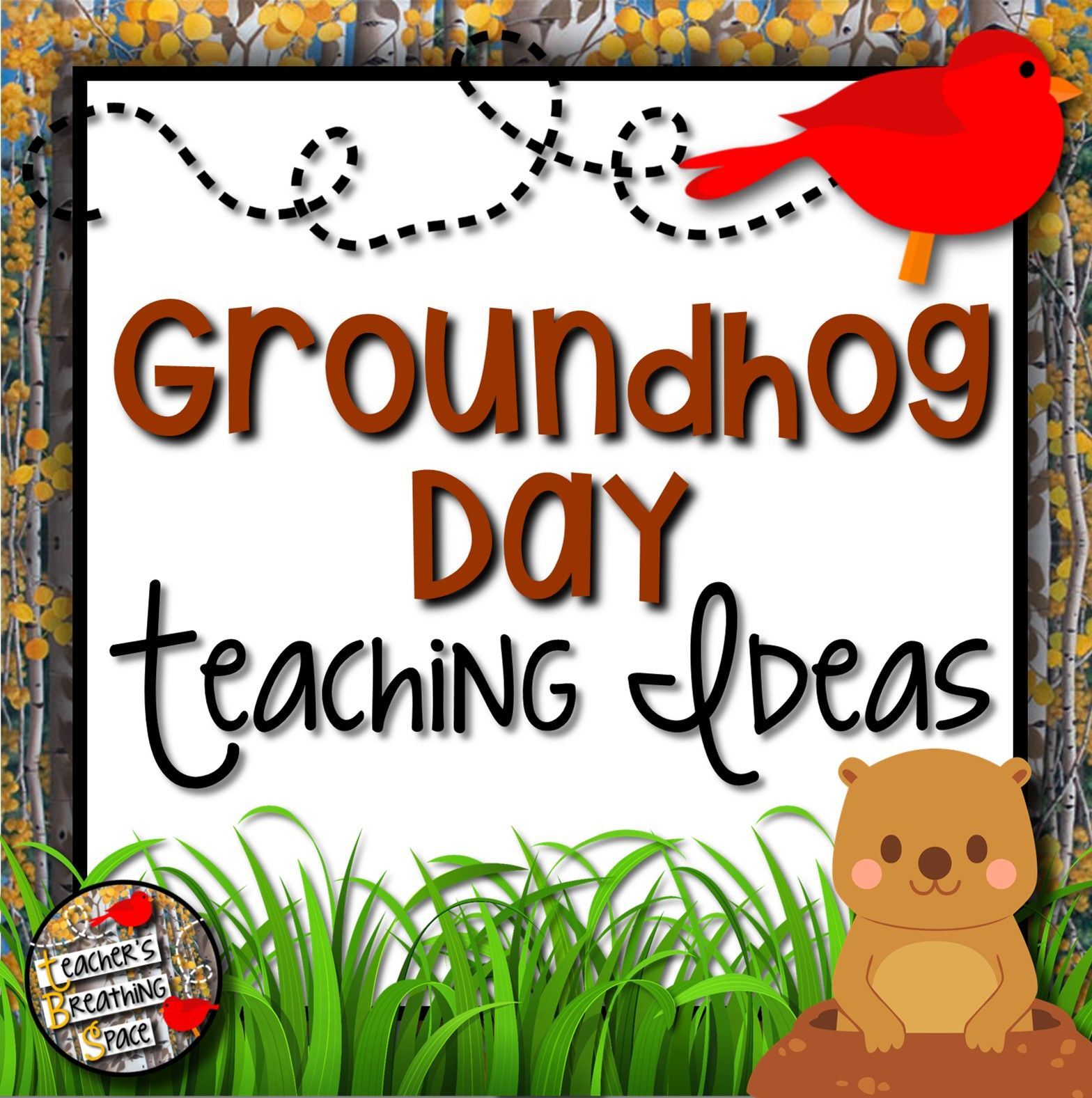 Pin By Teacher S Breathing Space On Groundhog Day Teaching