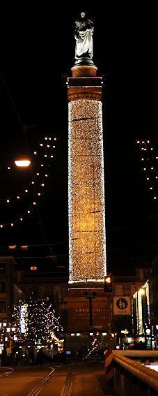 Kalle Niedersachsen Weihnachtsbeleuchtung.Langer Lui Darmstadt Luisenplatz Weihnachten Darmstadt Darmstadt