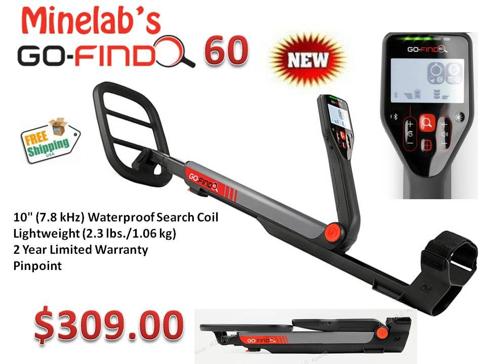 High end performance with a mid-range price tag. This detectors is a great starter metal detector.