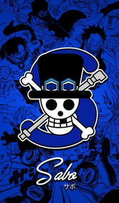One Piece Wallpapers Mobile New World Sabo