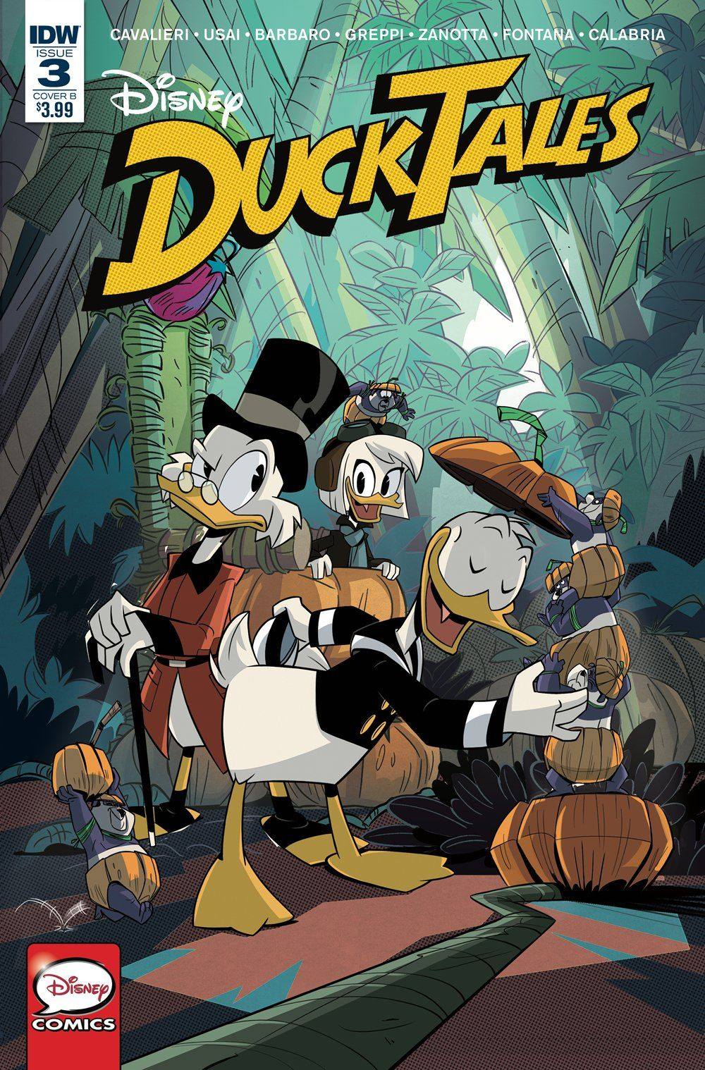 ducktales 2017 issue 3 cover b ducktales pinterest scrooge