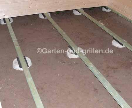 Fußboden Im Schuppen ~ Fußboden vom gartenlaube bausatz gartenhütte gartenhaus