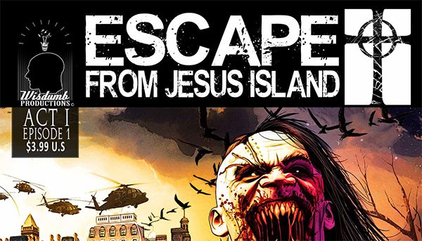 Review: Escape from Jesus Island #1