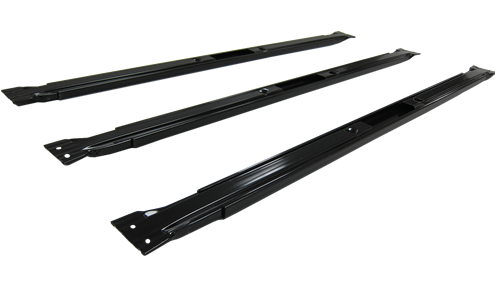 Metal Support Slat Kit For Twin Full Wood Beds