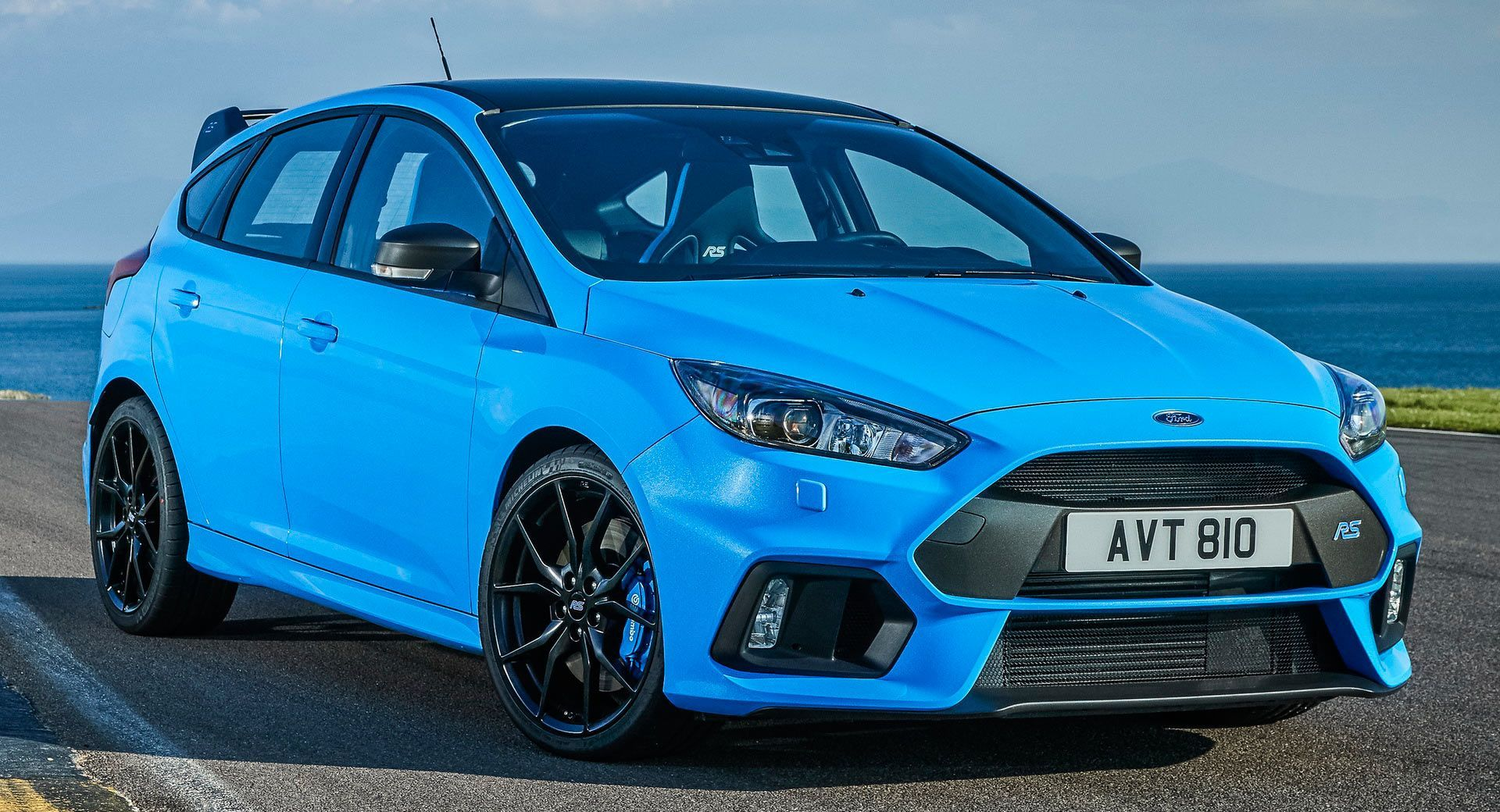 2020 Ford Focus Rs To Get Mild Hybrid 400hp Powertrain Ford