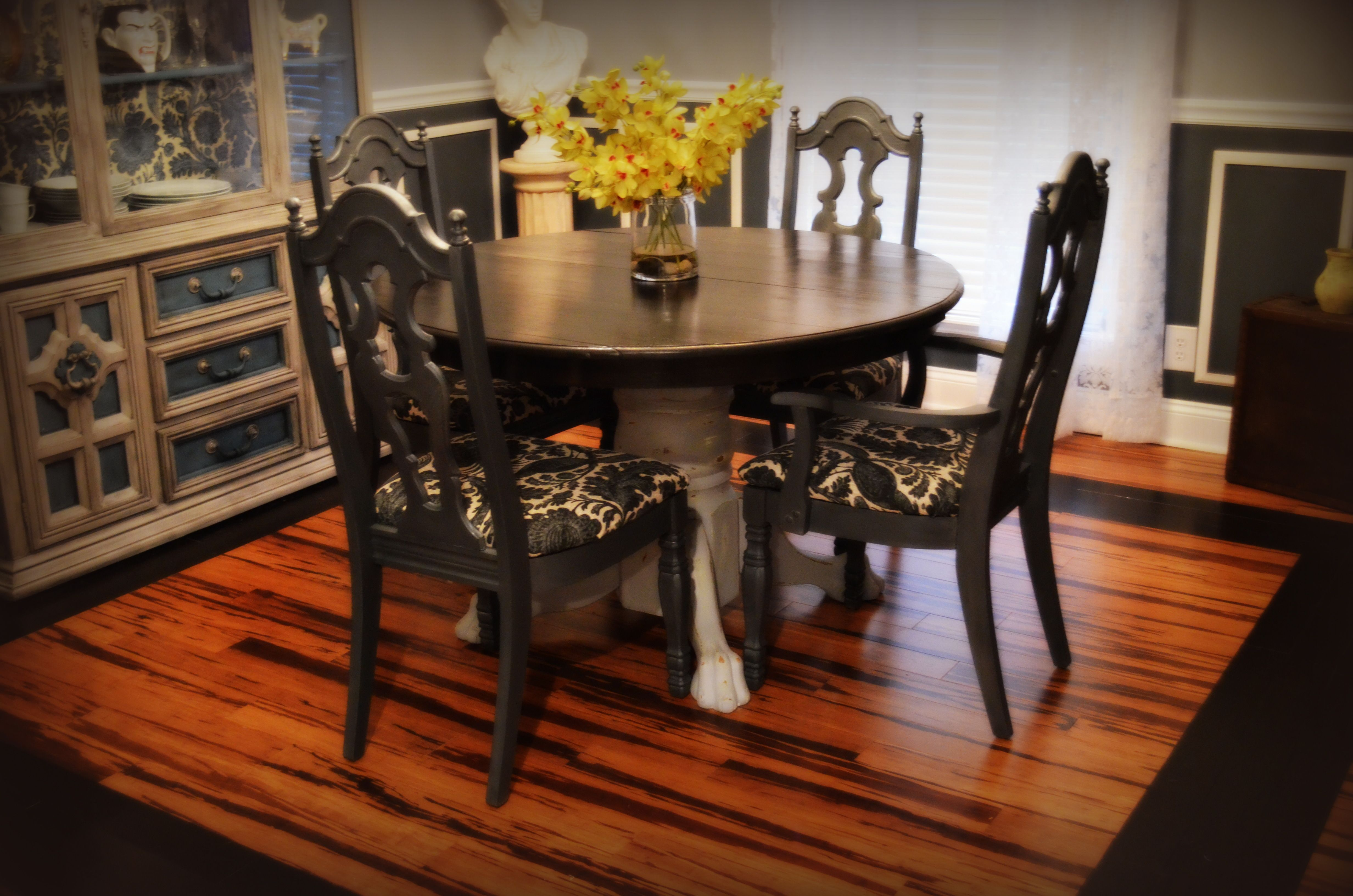 chalk paint dining room furniture modroxcom painted dining t