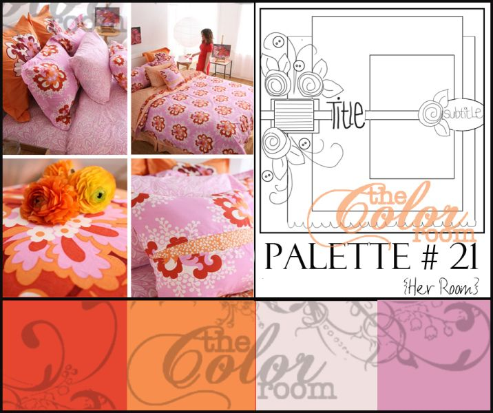 The Color Room Palette 21