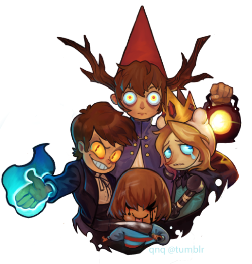 Bad end charm for ax gravity falls pinterest over - Over the garden wall song lyrics ...