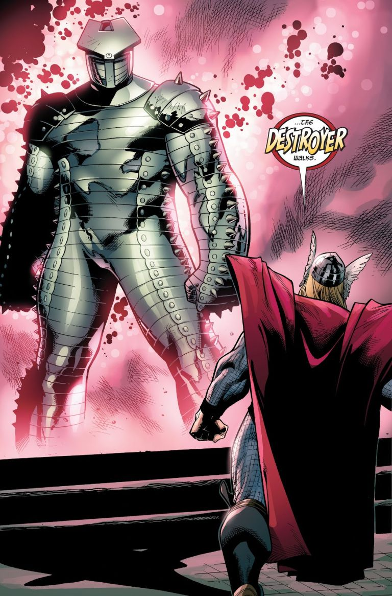 Marvel: Top 10 Most Powerful God Weapons