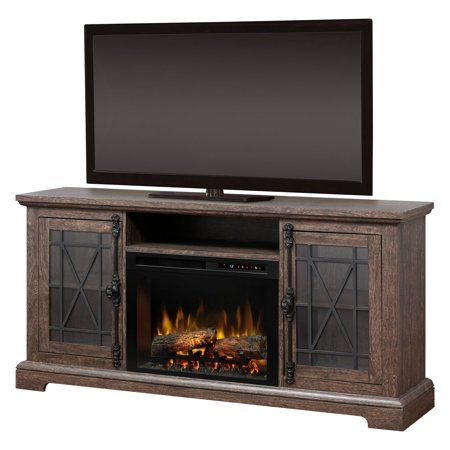 dimplex natalie media console electric fireplace with logs for tvs rh pinterest com