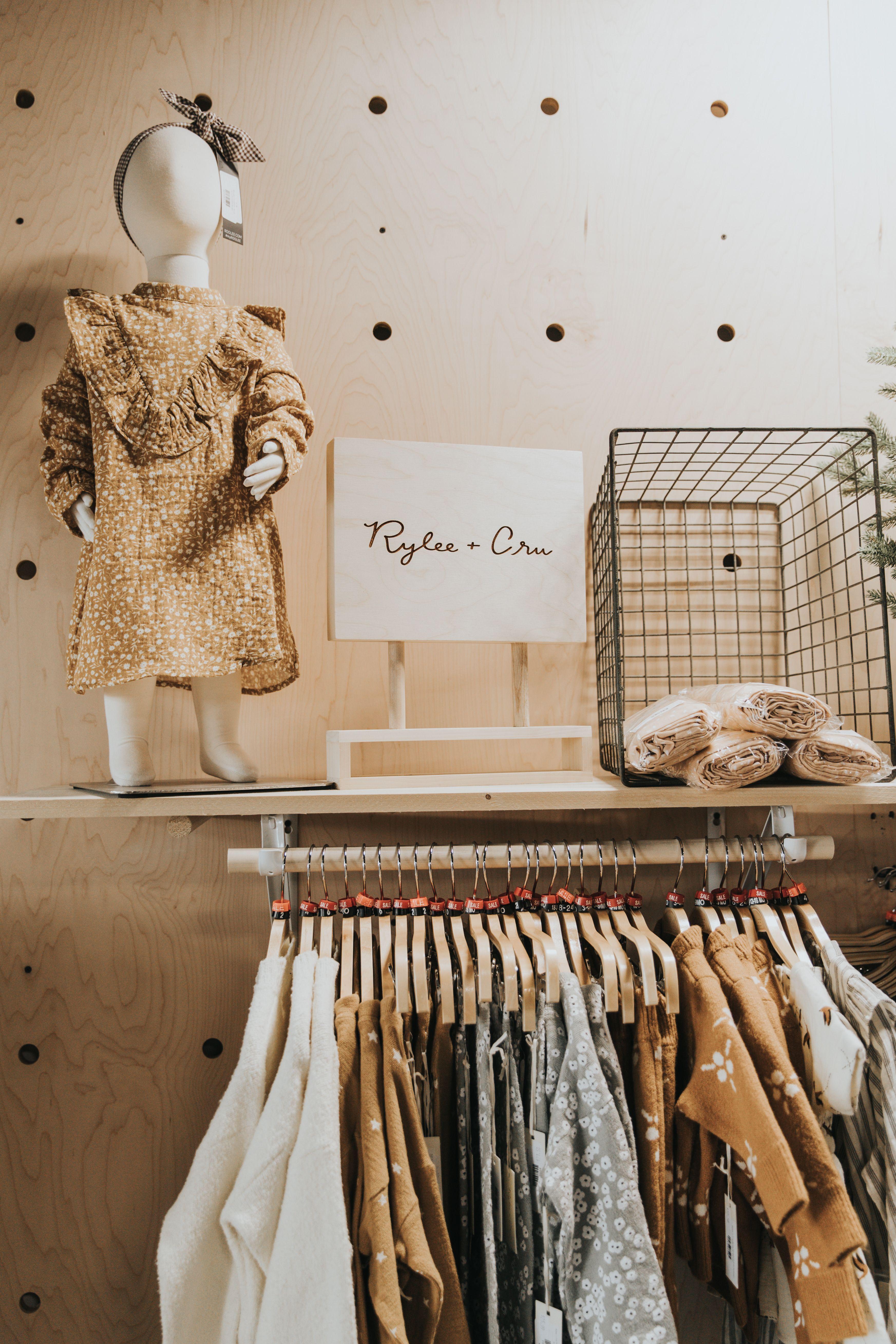 42ac3c39 ROOLEE Kids Store Spring 2019 | Retail display inspiration | Retail design