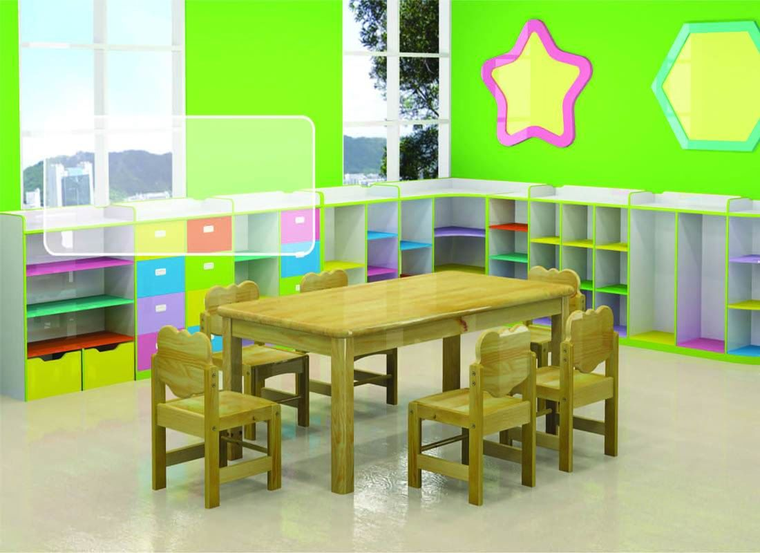 daycare tables and chairs used white chair covers love the colors preschool furniture kids table m11