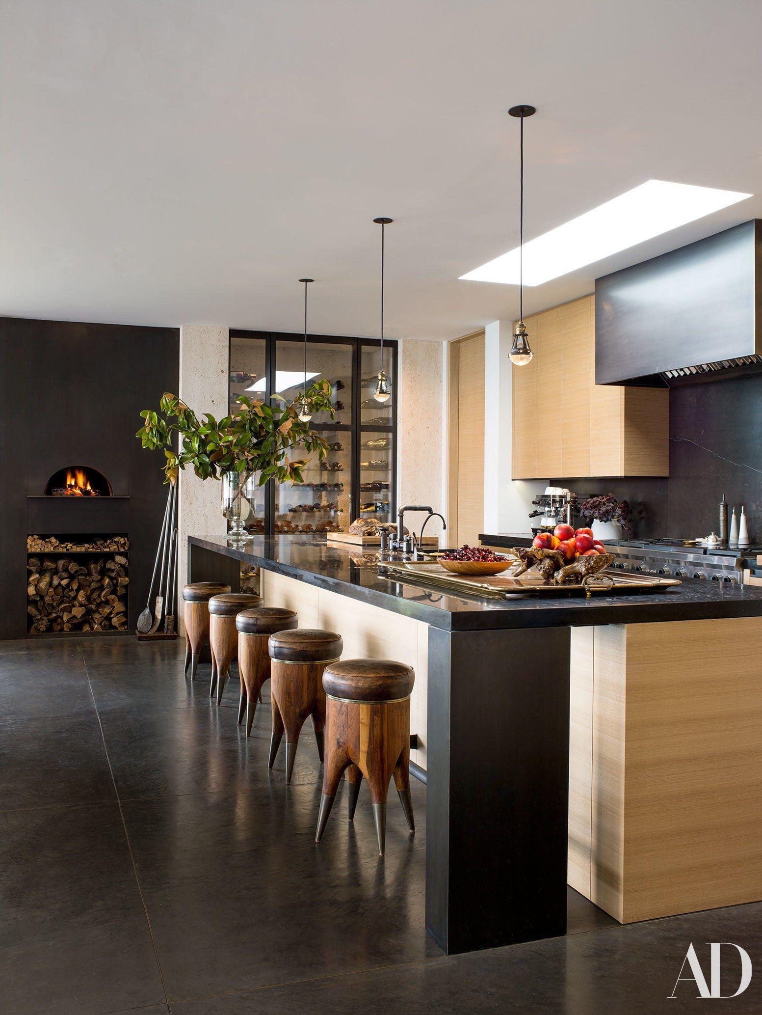 Design Notes: Jennifer Anistonu0027s Midcentury Masterpiece Photos |  Architectural Digest