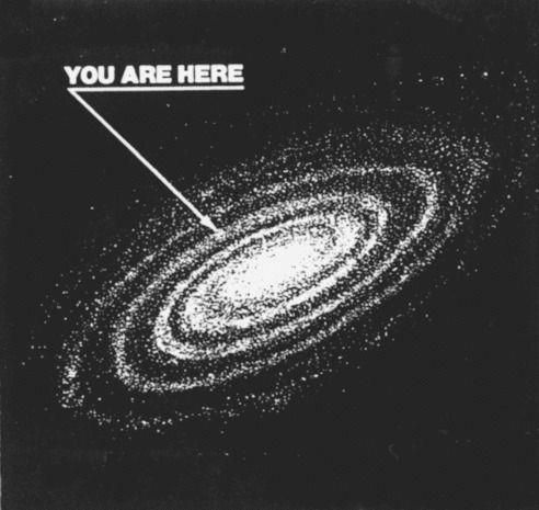 You Are Here! :)