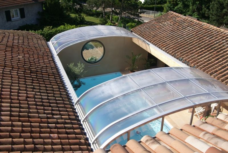 Smartways Retractable Roofing Retractable Roof Roofing Systems Roof