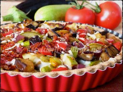 Tarta integral de verduras grilladas recetas and recipes recipes forumfinder Gallery