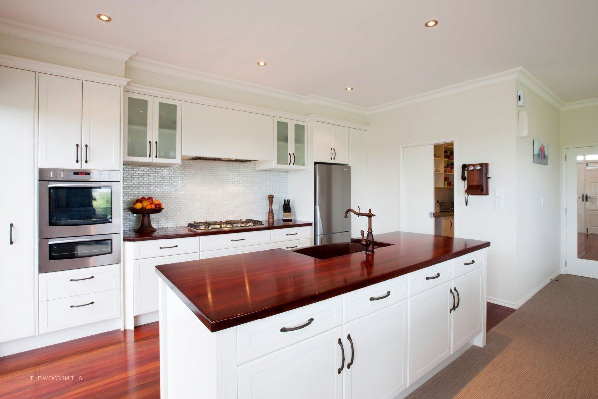 Pin by Lisa Rathbone on Kitchen in 2020   Solid wood ...