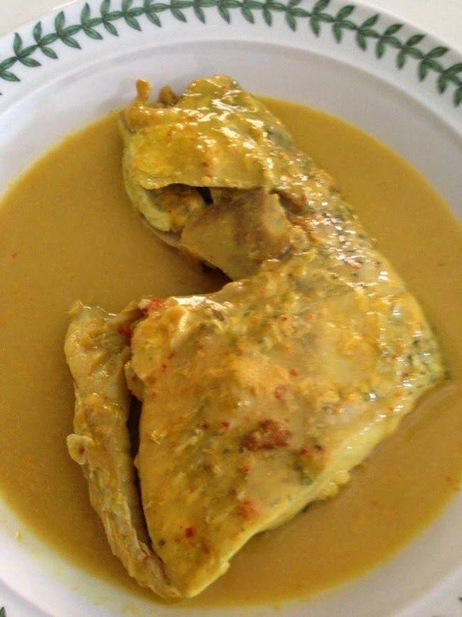 Masak Lemak Cili Padi Ikan Makanan Memasak Masakan